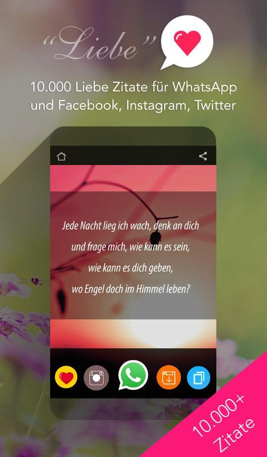 Liebe Zitate For Android Apk Download