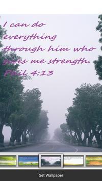 Bible Quotes Wallpapers apk screenshot