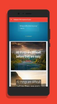 HD Wallpaper Quotes screenshot 2