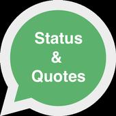 Status &Quotes icon