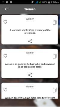 Status &Quotes screenshot 1