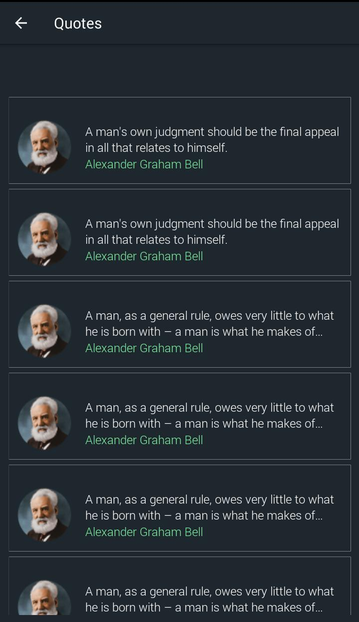 Alexander Graham Bell Quotes for Android - APK Download