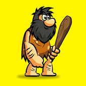 Jungle Stone Age Run icon
