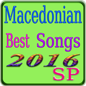 Macedonian Best Songs icon