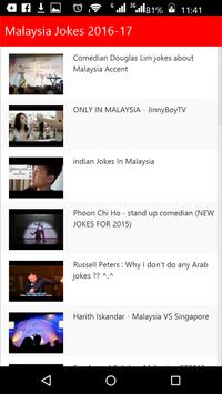 Malaysia Jokes apk screenshot