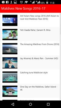 Maldives New Songs poster