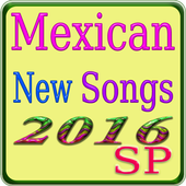Mexican New Songs icon