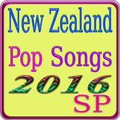New Zealand  Pop Songs icon