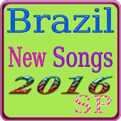 Brazil New Songs icon