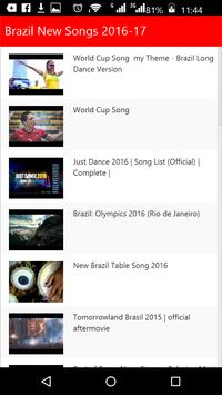 Brazil New Songs apk screenshot