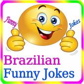 Brazilian Funny Jokes icon