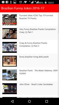 Brazilian Funny Jokes apk screenshot