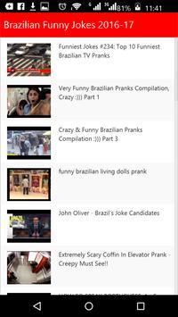 Brazilian Funny Jokes poster