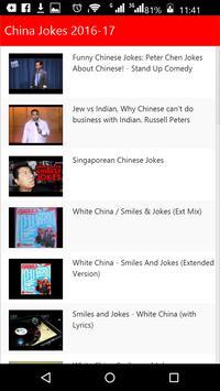 China Jokes poster