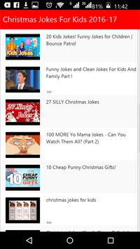 Christmas Jokes For Kids apk screenshot