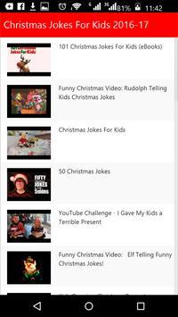 Christmas Jokes For Kids poster