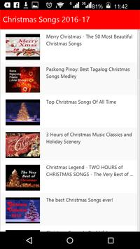 Christmas Songs poster