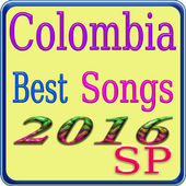 Colombia Best Songs icon