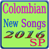 Colombian New Songs icon