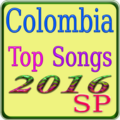 Colombia Top Songs icon