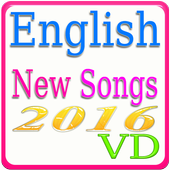 English New Songs 2016 icon