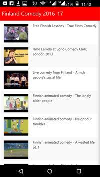 Finland Jokes poster