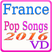 France Pop Songs 2016 icon
