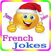 French Funny Jokes icon