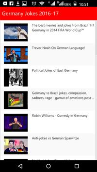 Germany Jokes apk screenshot