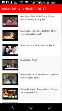 Indian Jokes In Hindi apk screenshot