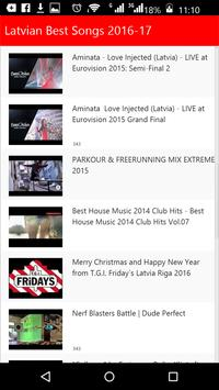 Latvian Best Songs apk screenshot