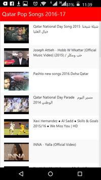 Qatar Pop Songs poster