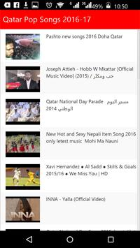 Qatar Pop Songs screenshot 1