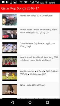 Qatar Pop Songs screenshot 5