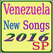 Venezuela New Songs icon