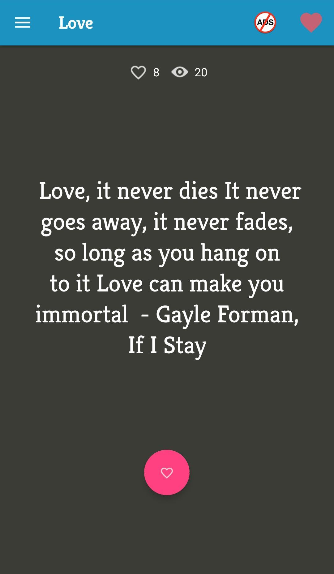 Love Quotes Whatsapp Status And Quotes For Android Apk