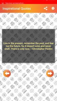 Inspirational Status Messages & Inspiring Quotes apk screenshot