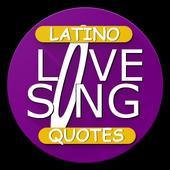 Citas y Frases de Canciones (Español) icon
