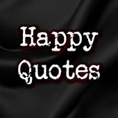 Happy Quotes icon