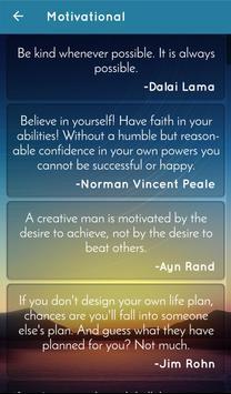 Life Changing Quotes screenshot 2