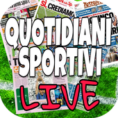 Quotidiani Sportivi Live icon