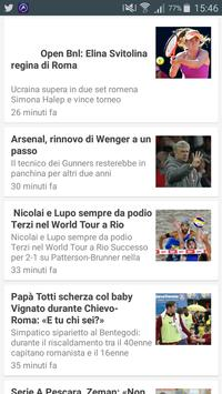Quotidiani Sportivi Live screenshot 1