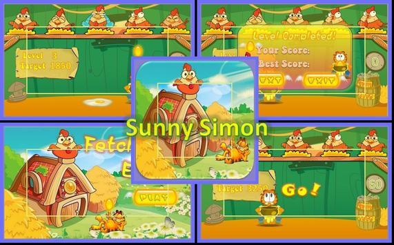 Cute Fetch Eggs screenshot 1