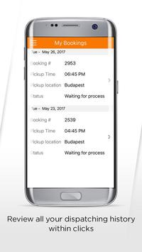 BUD Dispatcher apk screenshot