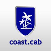 Coast.Cab passenger app icon