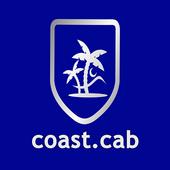 Coast.Cab driver app icon