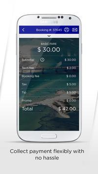 Coast.Cab driver app apk screenshot