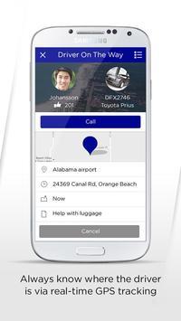 Coast.Cab dispatch apk screenshot