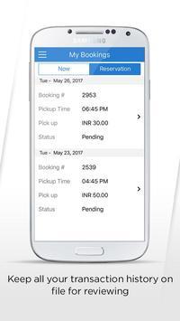 Sugu Cabs screenshot 3