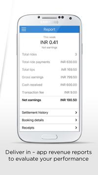 Sugu Cabs Driver apk screenshot